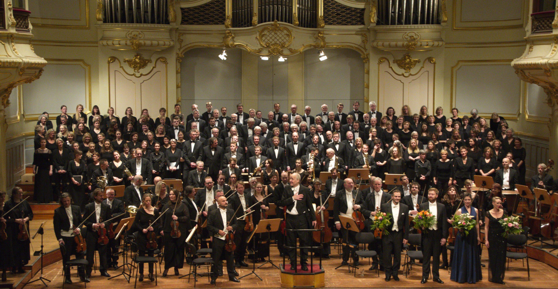 Gounod und Dvořák – Cäcilienmesse – Stabat Mater