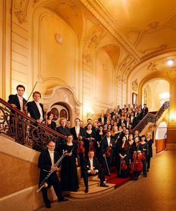 Mitglieder der Symphoniker Hamburg